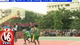 State level Inter College Sports Fest