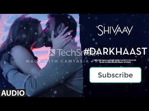 DARKHAAST Full Audio Song | SHIVAAY | Arijit Singh
