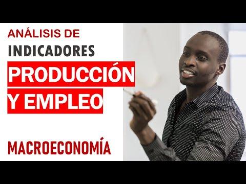 Introducción al análisis de indicadores económicos: producción y empleo