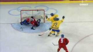 Sweden - Czech Republic 7-3