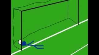 Stick Football - Goal  2