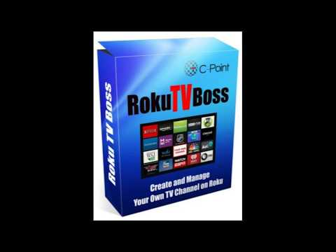 Roku TV Boss Review By C.Point.com. http://bit.ly/2PlLNR0