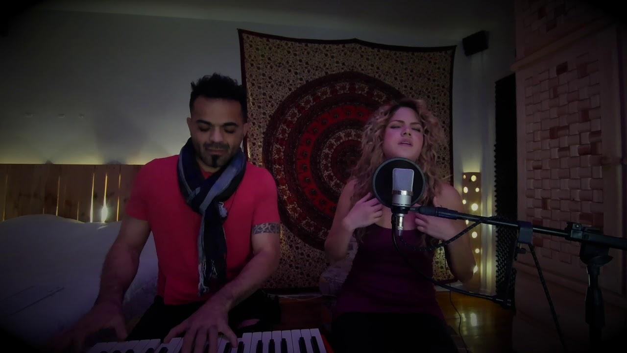 Nada - Shakira (cover Shakibecca)