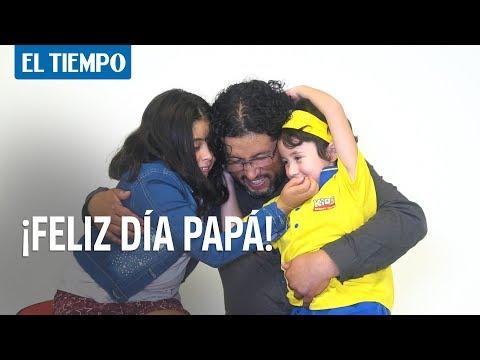 Esto piensan los niños de su papá | EL TIEMPO