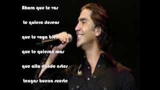 Que Seas Muy Feliz Alejandro Fernandez Letra Youtube