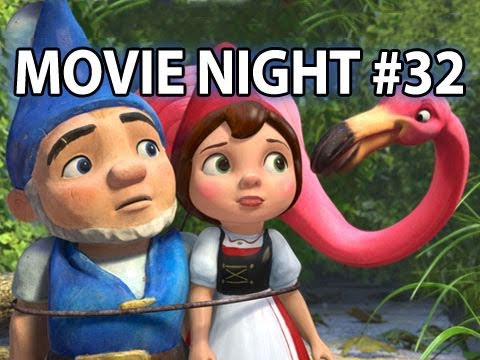 """My Garden Gnomes Have Come To Life! -- """"Gnomeo And Juliet"""" Film Review"""