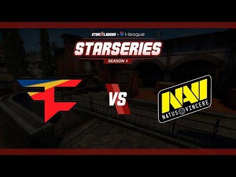 StarSeries i-League S4 - FaZe Clan vs. Natus Vincere (Mapa 1 - Inferno) - Narração PT-BR