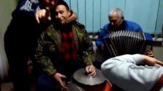 барабан гармошка Песня о любви Падун Сергій Плінча Микола