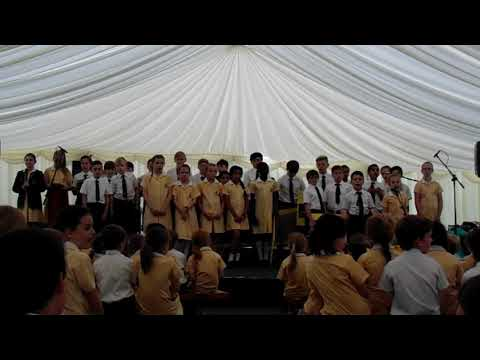 The Coopersale Hall School French Rap