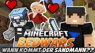 Meine Mutter hat mich angelogen ★ Wann kommt der Sandmann? - Minecraft Bedwars