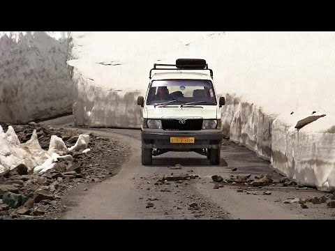 North India: Ladakh #2 (Driving over the Mountains from Manali to Leh & the Abbey of Matho)