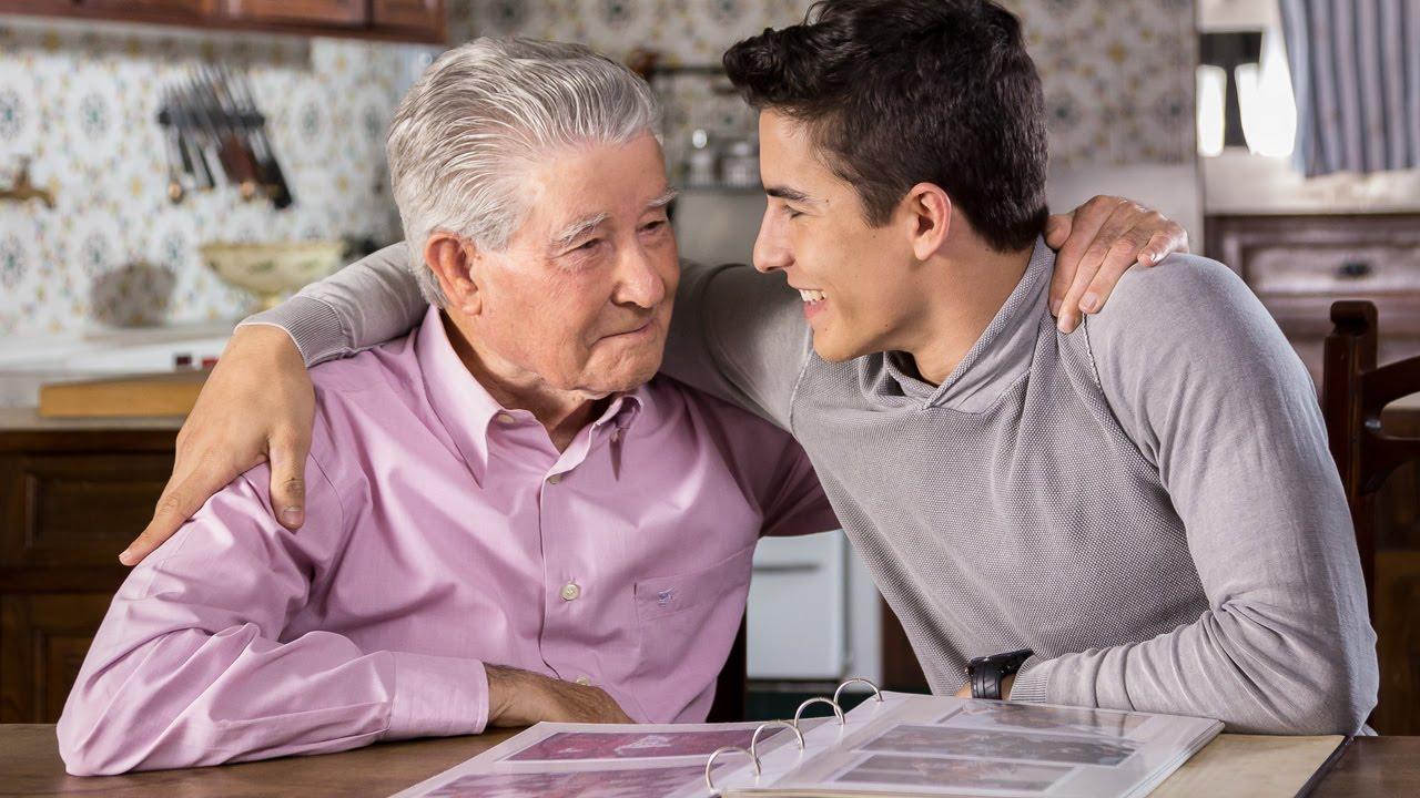 Marc Márquez: Que la investigación corra más que el Alzheimer