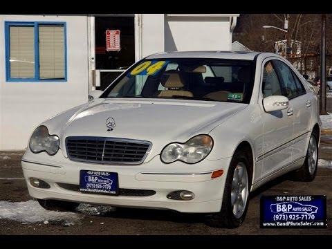 2004 mercedes benz c class c320 youtube. Black Bedroom Furniture Sets. Home Design Ideas