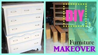 Trash Into Treasure | Diy Furniture Makeover
