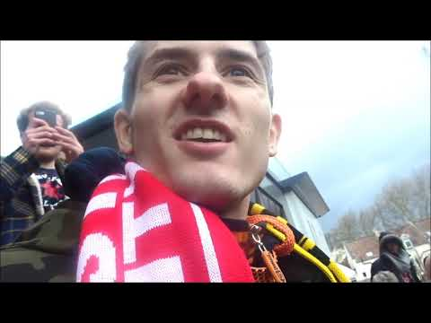 BRISTOL CITY VS WOLVES VLOG* (SUPPORTING MY CLUB FROM THE WRONG END)