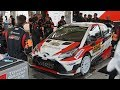 【TOYOTA GAZOO Racing】 WRC 2017:ADAC Rallye Deutschland 2017  Service Day 3