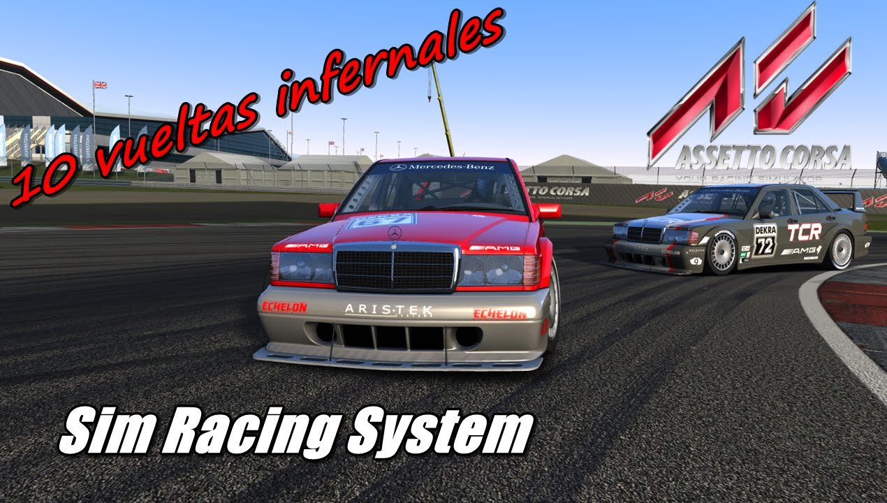 assetto corsa sim racing system 10 vueltas infernales. Black Bedroom Furniture Sets. Home Design Ideas