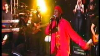 Jimmy Cliff Live @ Marquee - Intro + You Can Get It If You Really Want
