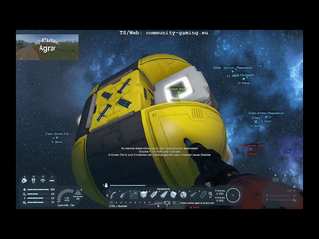 Die Hangar-Tore - Folge #015 - Let's Play Space Engineers