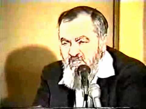 Rabbi Meir Kahane against Michael Lerner (7/9)