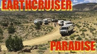 100000 earthcruiser expedition truck tour