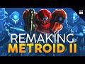 How AM2R and Samus Returns remade Metroi