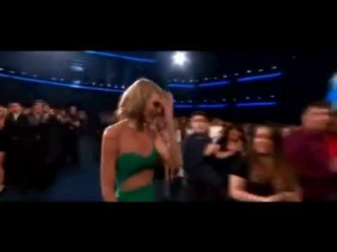 American music award 2014  Taylor swift   Award of Excellence