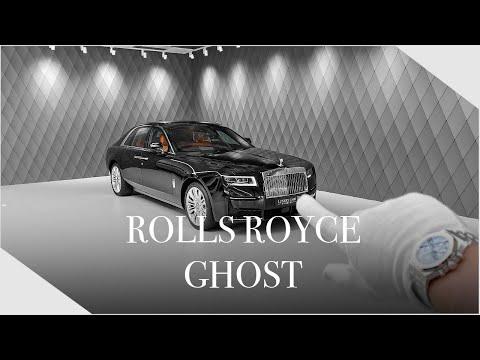 The Car for KING's ! BRAND NEW Rolls Royce GHOST - Detailed Walkaround | Luxury Cars Hamburg