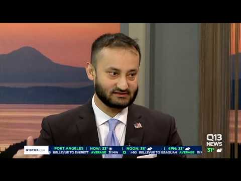 Arsalan Bukhari from the Council of American Islamic Relations