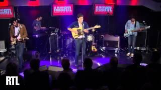 BB Brunes - Coups et blessures en live dans le Grand Studio RTL présenté par Eric Jean-Jean