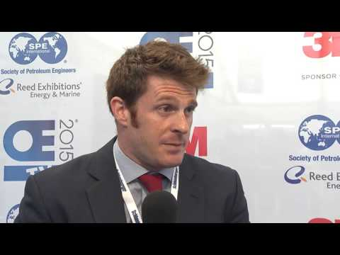 Forbes Mitchell, Saudi Aramco Energy Ventures, SPE Offshore Europe 2015