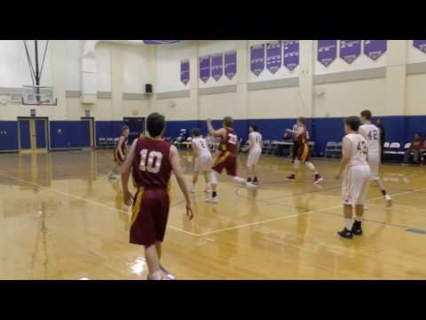 Owen Dunn Freshman Year JV Highlights Holy Innocents Episcopal School GA