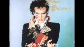 Adam & The Ants   Mohawk