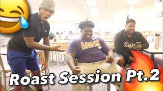 College Roast Session 😂🔥(Part 2)