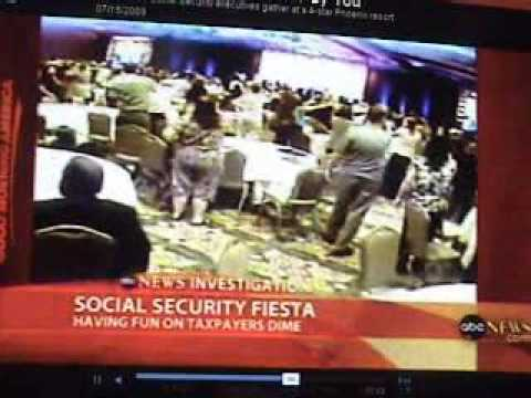 Social Security Administration $700,000 Your Money