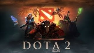 Gambar cover dota 2  road to 4k mmr SHIN dota 2