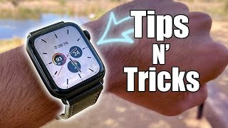 Apple Watch Series 6 & SE TIPS & TRICKS You NEED TO KNOW!