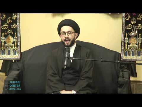 Biography of Othman Ibn Affan 3rd Caliph - Sayed Jawad Qazwini - 4th Muharram 20181440