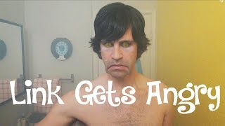 Rhett and Link: Link gets angry