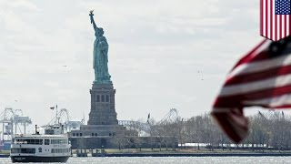Statue of Liberty bomb threat: no explosives found after security sweep