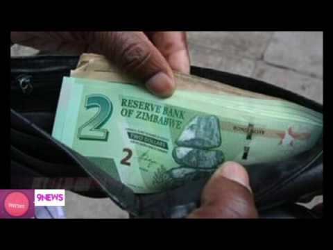 Zimbabwe launches a new currency
