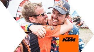 Matthias Walkner & KTM win Rally DAKAR 2018 | KTM