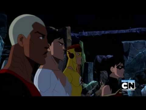 Young Justice - From the Fans to Cartoon Network