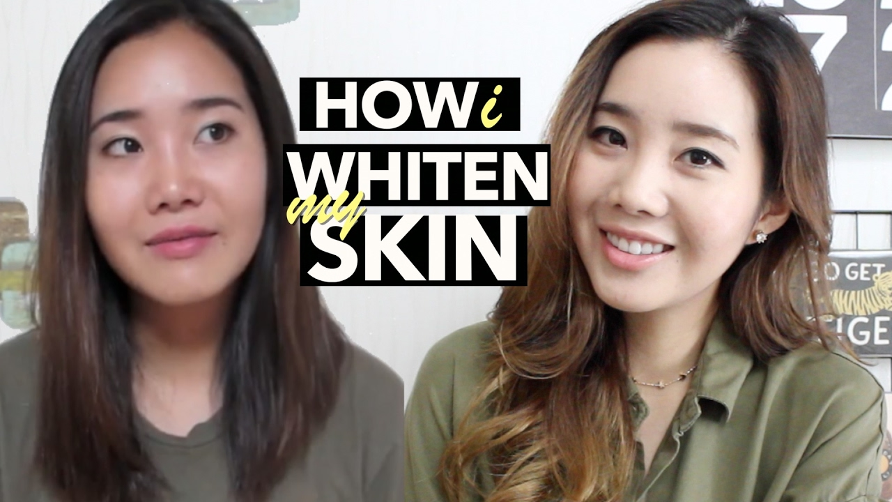 How Korean Skincare Brightened Up My Skin Tone Youtube