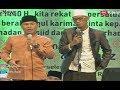 Lucu Abis! Tausyiah Ustaz Tile ft Ustaz Akri Patrio Part 2 - Cahaya Hati Indonesia 16/09