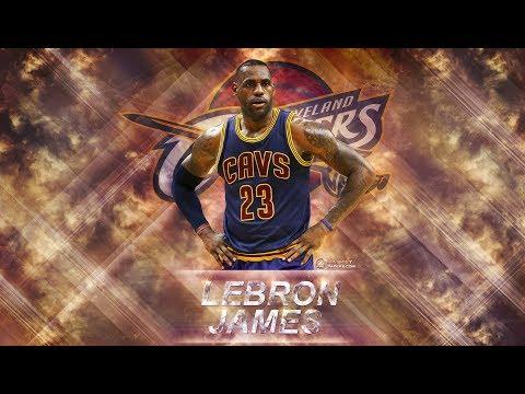 НБА в Лицах: ЛЕБРОН ДЖЕЙМС