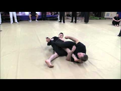 Jeet Kune Do seminar 2015 - entering to grappling
