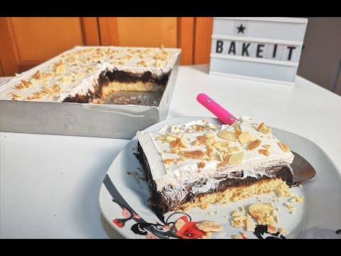 Εύκολο και Πεντανόστιμο Γλυκό Ψυγείου που θα λατρέψετε!Easy and Delicious Sweet!!Buzdolabı tatlısı