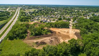 Real Estate Drone Video for Charlie Wills Real Estate