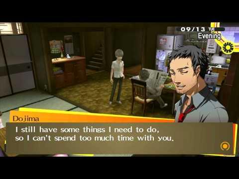 Persona 4 help nanako with homework
